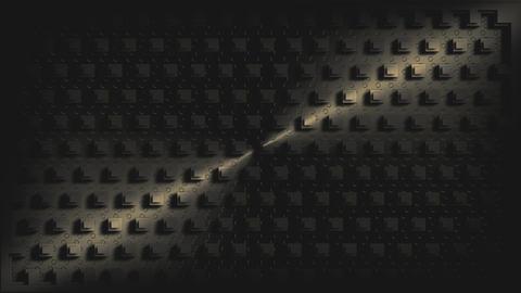 Dark Metal Wall Background