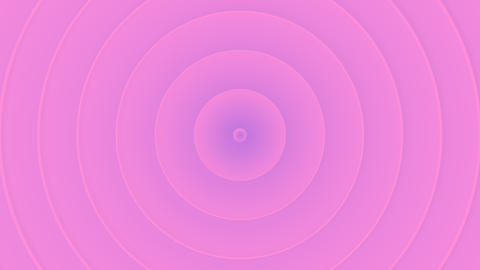 Delicate purple gradient background from pulsating circles GIF