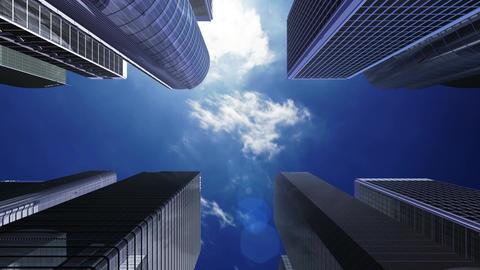 Skyscraper 2 Ab1 4k Animation