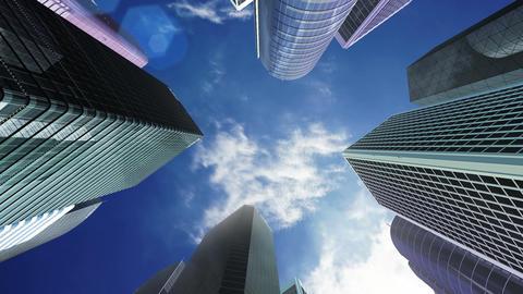 Skyscraper 2 Cb1 4k Animation