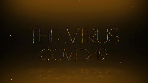 Coronavirus Slideshow After Effects Template