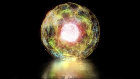 Energy Ball Fotografía