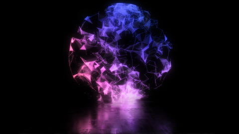 Plexus Sphere Fotografía