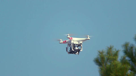 Aerial filming and photography, drone, quadrocopter, gadgets Footage
