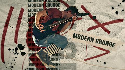 Modern Grunge Opener Premiere Pro Template
