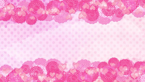 Race-pink-polka dot-2 Videos animados