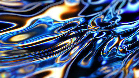 Abstract Background CG動画