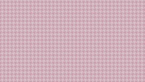 Houndstooth small pattern of pink. Seamless loop Videos animados