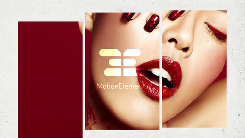Fast Photo - Fashion modern Slideshow After Effects Template