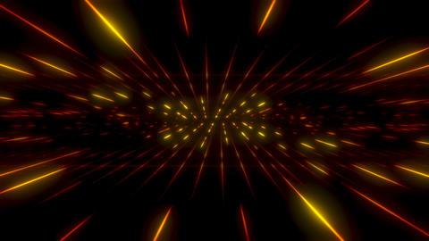 Neon Rays Animation