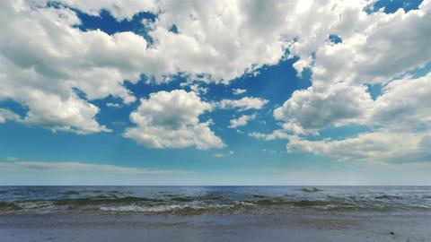 Sea time warp Footage