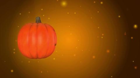 Halloween Animated Background Evil Jack Loop A (4K... Stock Video Footage