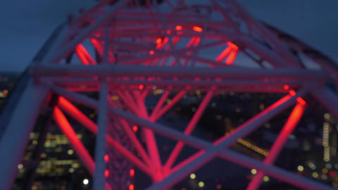 One of the attraction in London is the London Eye Acción en vivo