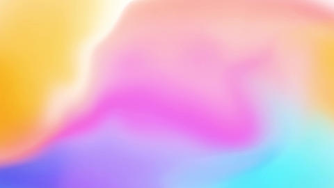 Abstract Colorful Gradient 3d Liquid Dynamic Waves 4k Loop background Live Action