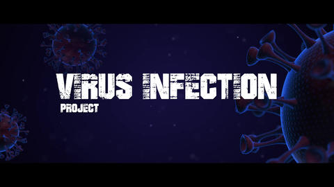 Virus Infection project Premiere Pro Template