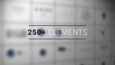 Simple Infographics Bundle After Effects Projekt