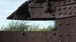 Steel Citadel ruins Footage