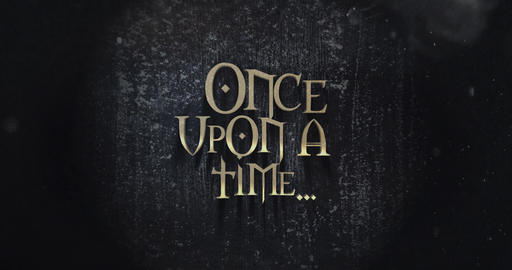 Mysterious Once Upon A Time Title Opener Live Action