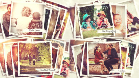 Lovely Day Slideshow After Effects Template