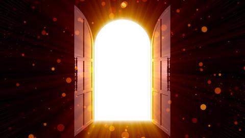 Light door Videos animados