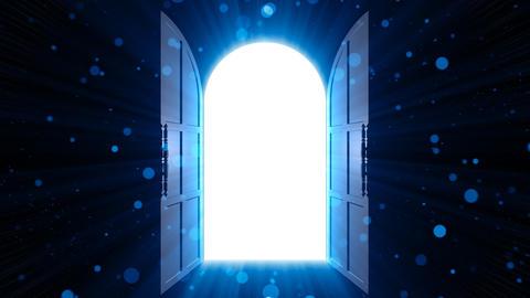 光のドア CG動画