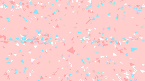 Triangle Motion Graphics CG動画