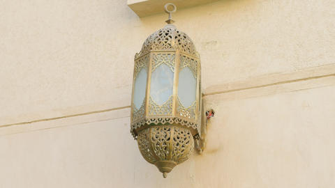 Lantern in The Mosque Live Action