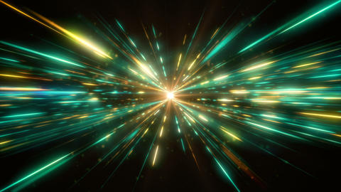 Space Light Animation