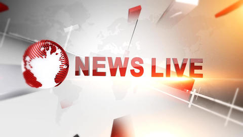 NEWS LIVE After Effects Template