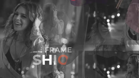 Fashion Freeze Frame Premiere Pro Template