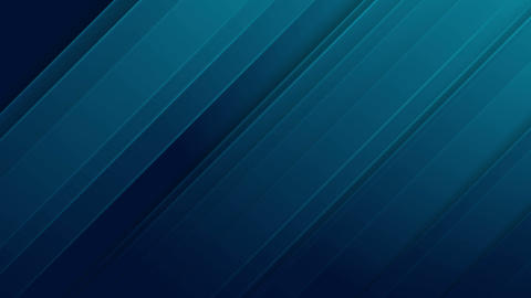 Abstract blue diagonal stripes video animation Animation
