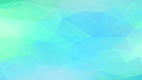 abstract background concept science built with polygon figures creating polygons using soft color Animation