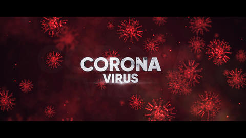 Coronavirus Trailer After Effects Template