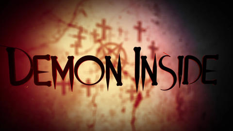 Demon Inside After Effects Template