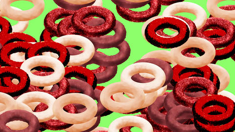 Donut all2 Animation