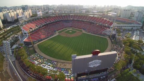 Gwangju Kia Champions Field Live Action