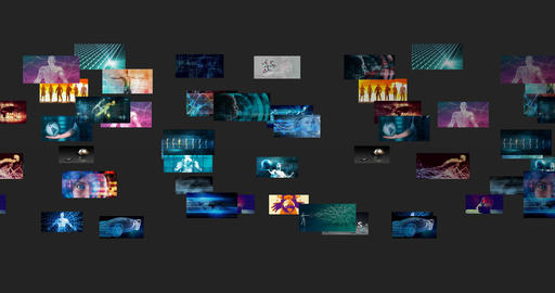 Video Tiles Broadcasting Multimedia Entertainment Technologies Live Action