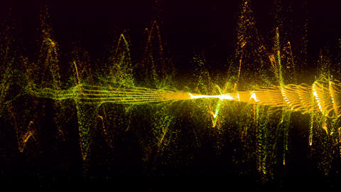 Frequency Waves 02 Animation