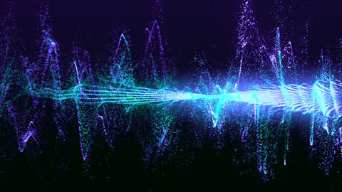 Frequency Waves 03 Animation