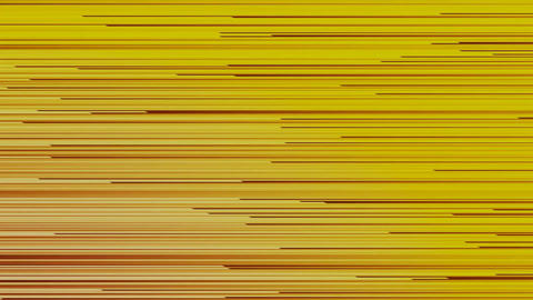 Abstract video background with horizontal yellowe and dark red strips in Animation
