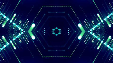 Grid Lights 01 Videos animados
