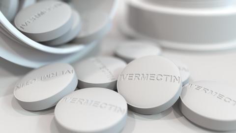 Ivermectin generic drug pills as a potential COVID-19 coronavirus disease Live Action