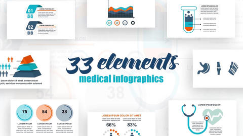Infographics vol.22 After Effects Template