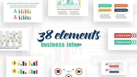 Infographics vol.21 After Effects Template