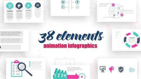 Infographics vol.9 After Effects Template