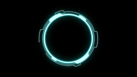Sci-Fi Circle3 CG動画