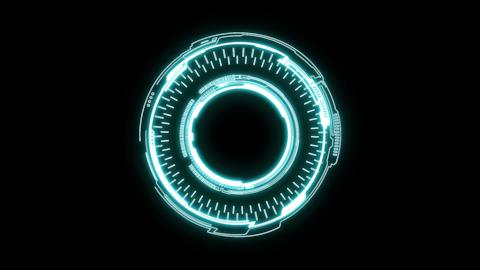 Sci-Fi Circle4 CG動画