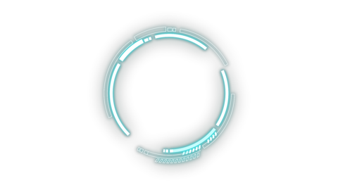 Sci-Fi Circle6 CG動画