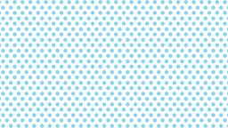 Dot pattern animation 5 Animation