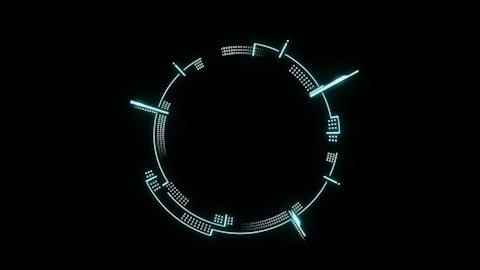 Sci-Fi Circle11 CG動画
